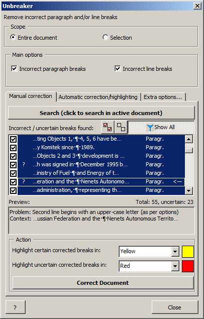 TransTools screenshot